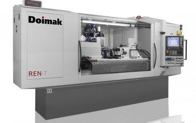 Doimak delivers two REN-T spline & gear grinding machines for the machining of cycloid, helical and spur gears