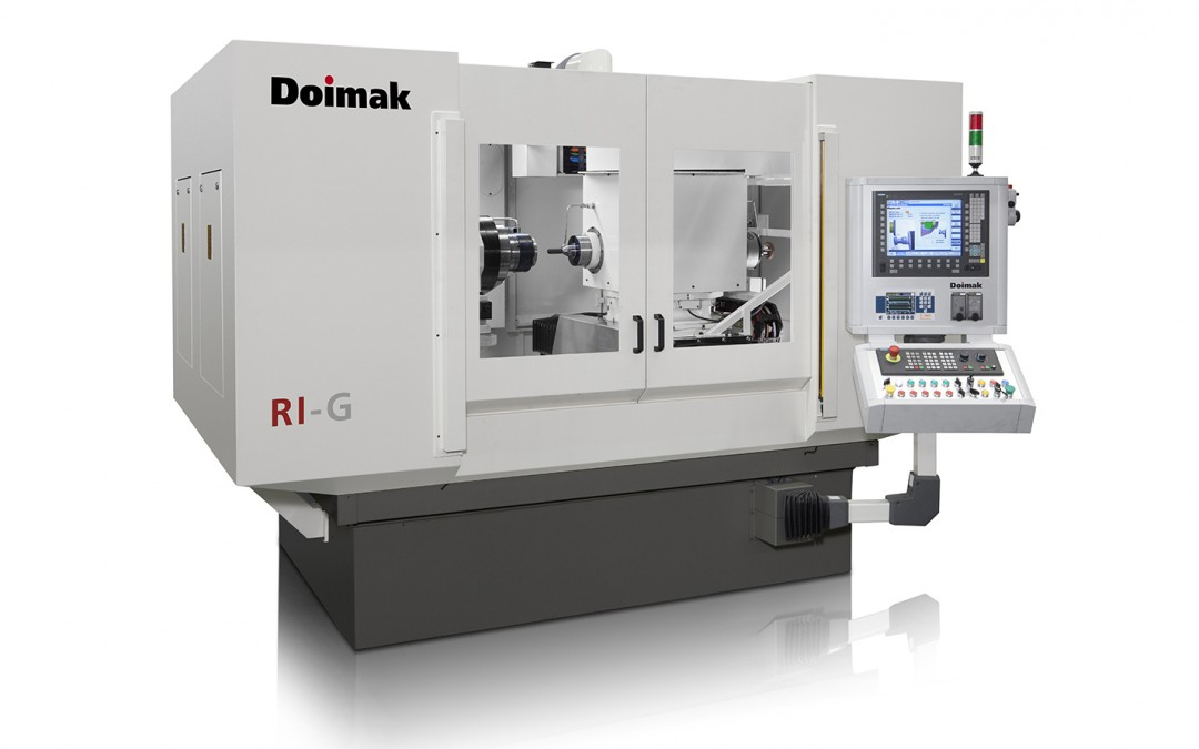 Succesfully installed the new automotive machine RI-G for the  grinding of Differential Housing  Flange for rear axle.