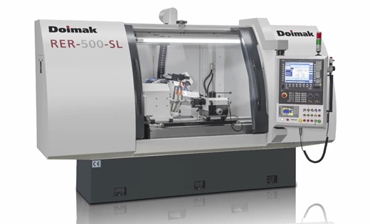 DOIMAK has developed a new tap grinding machine, model RER 500 SL